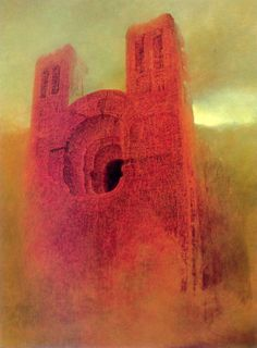 This HD wallpaper is about Zdzisław Beksiński, artwork, Original wallpaper dimensions is file size is Arte Horror, Horror Art, Art Database, Surreal Art, Dark Art, Les Oeuvres, Art Inspo, Painting & Drawing, Body Painting