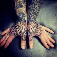knuckle tattoos | Inky Beer