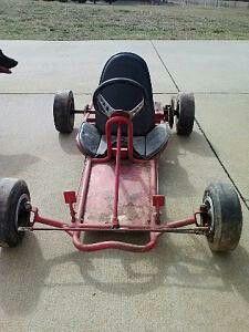 Go Kart Buggy, Off Road Buggy, Vintage Go Karts, Electric Kart, Go Kart Plans, Karting, Mini Bike, Kit Cars, Tricycle