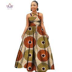 2017 Custom African New Design Sexy Party Dresses Elegant Women African Dashiki Dress for Women Africa Long Dress 2016 African Attire, African Wear, African Style, African Beauty, African Design, African Print Fashion, African Fashion Dresses, Fitness Workouts, Donna Karan