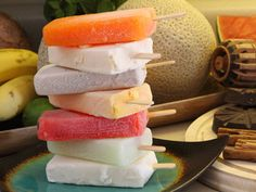 creamy coconut paletas recipe!