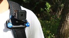 GoPro Hero4 Session BackPack Mount