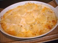 Ruth's Chris Steak House Potatoes Au Gratin