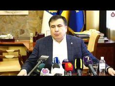 Саакашвили рассмешил всех своим украинским языком!!!)))