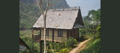 Nong Kiau Riverside Resort and Restaurant | your bamboo hut hidden in mist of the mountainous north  Melissa we have to do this one