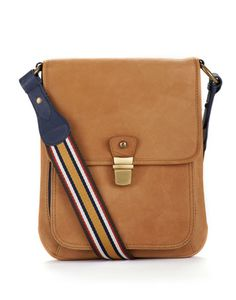 WITNEL LEATHER Womens Leather Satchel - Joules