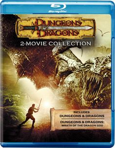 Warner Dungeons & Dragons/Dungeons & Dragons: Wrath of the Dragon God