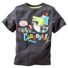 Jumping Beans Captain Crocodile Tee - Toddler $7 kohls