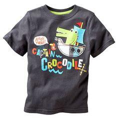 Jumping Beans Captain Crocodile Tee - Toddler $7 kohls
