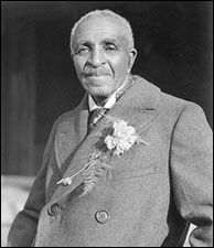 George Washington Carver - Most think of him as the man who creating 100's of uses for the peanut, but he was a renowned scientist whose ideas of crop rotation changed the way Americans farmed.