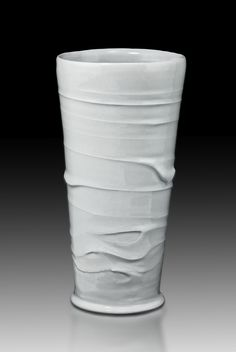 The essence of good ceramic art - capturing the fleeting plastic form and making it perfectly permanent. Bil Buhler.
