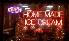 Grand Ole Creamery, St. Paul, MN  - where Pam and I often went for cones