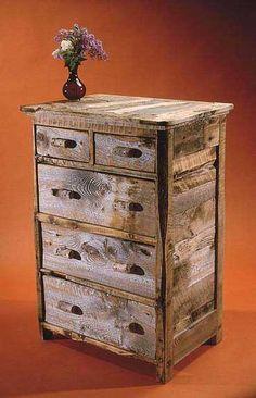 Dresser. Stoney Creek Woodworks