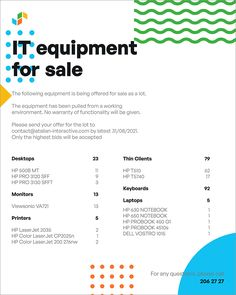 alt Equipment For Sale, Computer Accessories, Email Marketing, Alter, Investing, Messages, Text Posts, Text Conversations