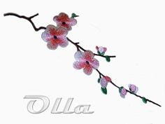 machine embroidery   Free Machine Embroidery Design by Olla