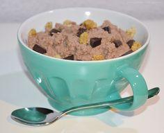Enjoy Your Morning...: 709. krem bulgur - wiśna z czekoladą.