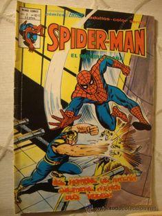 VERTICE MARVEL MUNDI COMIC SPIDERMAN SPIDER-MAN VOL.3 Nº 63 C - RQ BUEN ESTADO