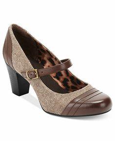 Clarks Women's Shoes, Sapphire Mary Jane Pumps - Clarks - Shoes - Macy's