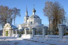 christian monasteries - russia