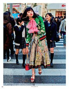 VOGUE JAPAN March 2016