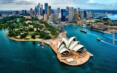 10 Amazing Aerial Highlights from the 2015 Nat Geo Traveler Photo Contest Stuart Chape / National Geographic Traveler Photo Contest Aerial photo taken from a helicopter over Sydney Harbour, opera house and city Sydney Opera, Sydney City, National Geographic, Sydney Ville, Snorkeling, Aerial Photography, Travel Photography, Learn Photography, Nature Photography