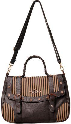 The Violet Vixen - Lady Alustrial's Steampunk Purse, $62.00 (http://thevioletvixen.com/accessories/purses/lady-alustrials-steampunk-purse/)