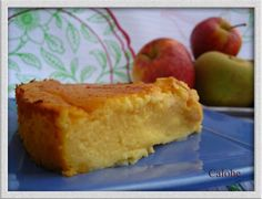My Recipes, Sweet Recipes, Cake Recipes, Cooking Recipes, Favorite Recipes, Recipies, Flan, Malted Milk, Pie Cake