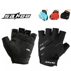 SAHOO Outdoor Bike Tactical Breathable Sport Cycling Half Finger Gloves Bicycle Gloves  Worldwide delivery. Original best quality product for 70% of it's real price. Buying this product is extra profitable, because we have good production source. 1 day products dispatch from...