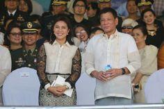 President Duterte Meet with Vice President Leni Robredo first public app...