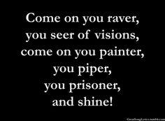 Pink Floyd/ Shine On You Crazy Diamond
