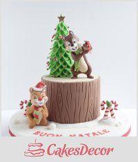 CakesDecor Theme: Christmas Cakes! - CakesDecor