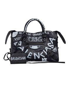 BALENCIAGA CLASSIC CITY S GRAFFITI.  balenciaga  bags  shoulder bags  hand  bags b8bb28912903f
