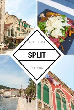 A travel guide detailing how to avoid tourist traps and authentically savor Split, Croatia.