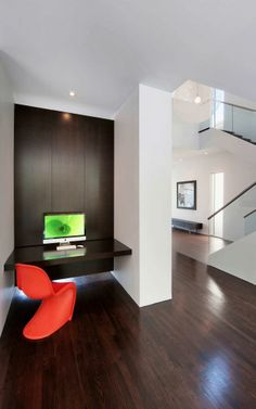 "Fraser Residence by Christopher Simmonds Architect ""Westboro Village, Ottawa, Ontario, Canada"" 2011"