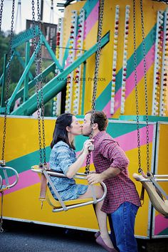 love at the fair