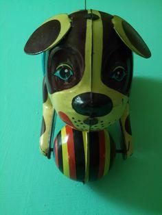 Vintage Tin Toy for sale on EBay!
