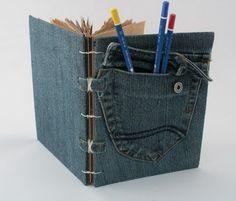 Jean Pocket Journal
