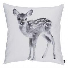 Deer, White, 60x60 cm gift ideas for babies