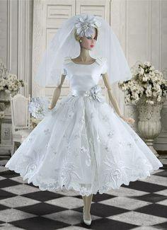 Wedding Dress 2   by Gwendolyns Treasures