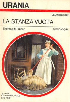 752 	 LA STANZA VUOTA 2/7/1978 	 GETTING INTO DEATH AND OTHER STORIES FUN WITH YOUR NEW HEAD (1968 / 1969 / 1970 / 1971 / 1973 / 1974 / 1975 / 1976)  Copertina di  Karel Thole 	  THOMAS M. DISCH