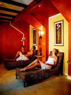 Nachruhen in unserem #Ruhebereich  http://www.karwendel-achensee.com/de/wellness-beauty/beauty-wellness-anwendungen/