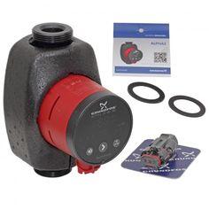 Grundfos Hocheffizienz-Umwälzpumpe Alpha2 25-80 180 mm 98649758
