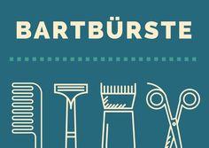 Bartbürste – So  bezwingst du deinen Bart und bringst diesen in Form.