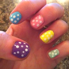 Easter nails :)
