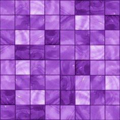 What Purple fan wouldn't love to have tile like this?!