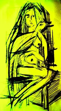 "Saatchi Art Artist Luigi Magliulo; Drawing, ""Madagascar"" #art"