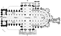chartres-cathedral-section-and-chartres-cathedral-floor-plan-labeled-description-cathedral-images.jpg (932×556)