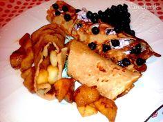 Špaldové palacinky French Toast, Chicken, Breakfast, Food, Basket, Meal, Essen, Morning Breakfast, Cubs