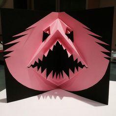 Bissiges Monster
