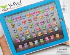 Buy Mypad The New Slate Of 21 Century Light Music English Computer Tablet For Kids Online at largest online shopping store.